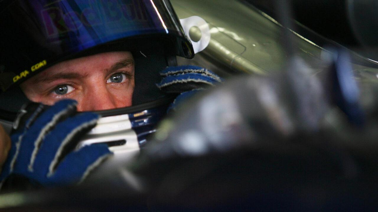 Sebastian Vettel contested the 2006 Macau Grand Prix with Carlin Motorsport